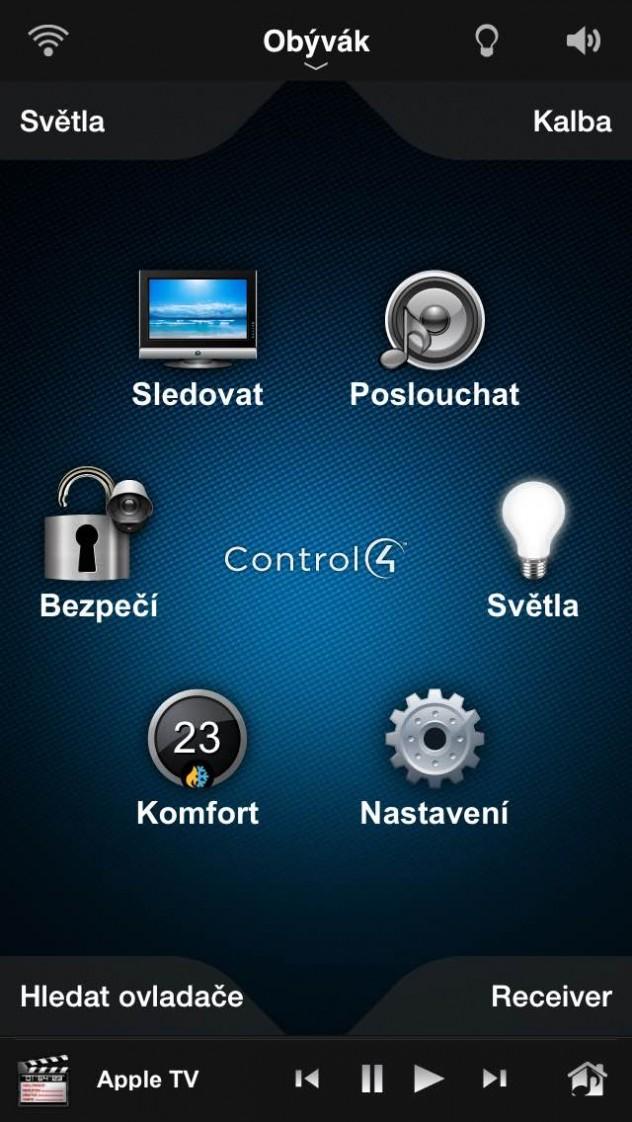 iPhone-Control4